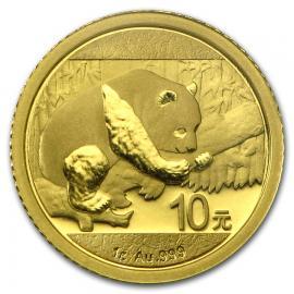 """1 g. Gold bullion coin """"Chinese Panda""""   24924dd551f9f80d35c6649928378bbdc4d5214607dc0b9d7c3cf79d9f7dc57e"""