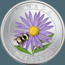 "Монета ""Цветна Пролет"" лице"