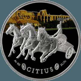 """Колекция сребърни монети """"Гладиаторите на Колизеума, могъщество и сила""""  513cc06d221737ce142aa67fba25f37d22c74c6d248406c5abefb3b8e8a7ed2e"""