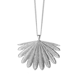 "Necklace ""Fan Tail"""