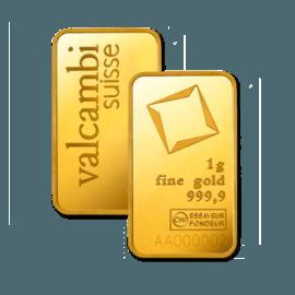 Gold bar 1 g  b8a09677732b66cfdaa0173f1c13affbd318bcc2ebaa3b26a840677c66f91e6c