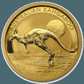 """Златна монета """"Австралийско кенгуру"""" 1 унция  dc9282428eaf910b6343ab2935c3172db117b687a569a0f41d8cb1a9d5ce1e3c"""