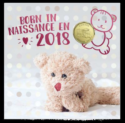 Подаръчен комплект за Бебе 2018, опаковка лице