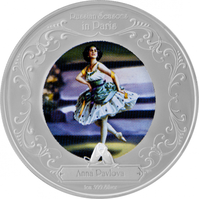 "Silver collection ""Russian Seasons in Paris""  28838fd4e6ddcbe4c56db3171b9ac027c503bc50377b970ad6b4da9c379b10b0"