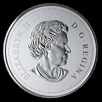 """Сребърна монета """"Черешов цвят"""", гръб"""