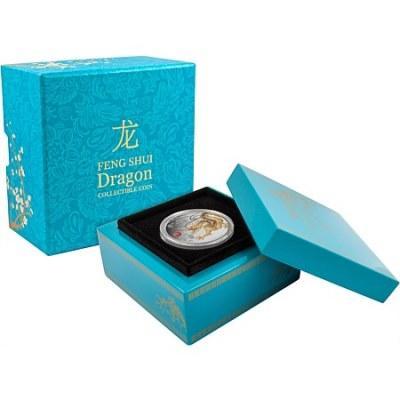 Пазител на дома,мъдростта и богатството, Дракон - кутия