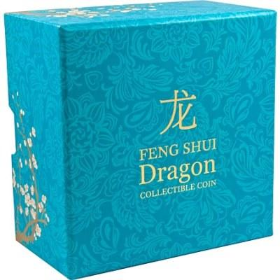 Пазител на дома,мъдростта и богатството, Дракон - кутия2