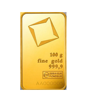 Златно инвестиционно кюлче 100 г  6f127097c50883485b5dfc10601def2bd7d1726d9c9622437d5985ba342d6591