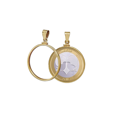"Collection ""Wishes for baby"", pendant"