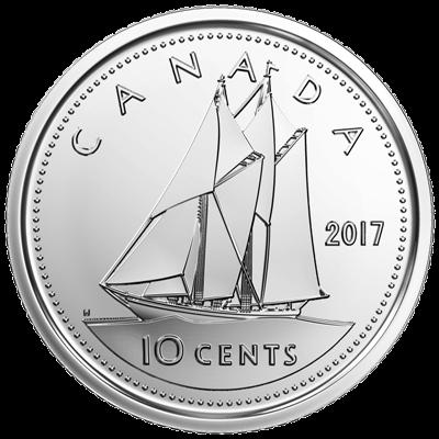 Подаръчен комплект за Сватба монета 10 цента