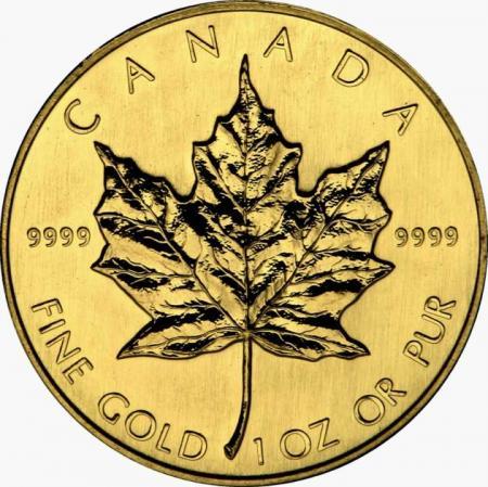 Златна монета кленов лист (Канада) - 1/10 унция  8ff3f0fd259d59172d2aeed8d95202c6f10eeecda1029e248f2fe3bb07e3ccaf