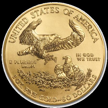 """Златна монета """"Американски орел"""" 1 унция  9d1ea4b24adb5c98d7883a841b71aab23142bbf7405549a9e39bd3df13d2dfc3"""