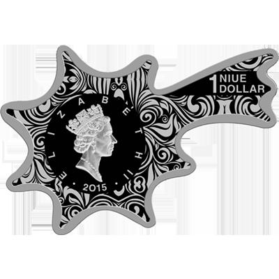 """Сребърна монета """"Коледна звезда""""  a11c55846f25534f878356bb8720373475d230159874c4f5530f16e0bf191d6d"""