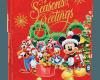 "Silver coin ""Disney Season's Greetings""  ce4f1c7391b6ef31b13310e46eeaf5fdf81dc5deabfbf090959e5dc4088a59a4"