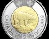 Mонета 2 долар, лице