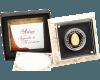 """Silver medal """"Health&Luck Egg"""", gold plated  c78240528ef35615cb63ebdeddb4e6f593657c930a790af3b7fe9dae200ddf47"""