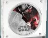 """Сребърна монета """"Star Wars- Кайло Рен""""  b3ab8dbc0666f914dd0a2432289de237501da34761b46b7d0c5d7274d21d0480"""