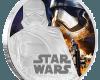 """Сребърна монета """"Star Wars- Капитан Фазма""""  d17c111c6bbd0d5afd572e5988dfbc5a34e8cdb144ee92c7e1ced2bc946e2505"""