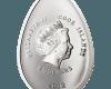 "Сребърна монета ""Червено великденско яйце, стил Фаберже""  f30273920a24ae1fa88b50030bc36b0ecc501831e0e08ec82bf666431f16f40e"