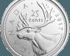 Подаръчен комплект за Сватба монета 25 цента