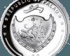 """Сребърна монета """"Годината на Козата"""" - 2015 с частично позлатяване  aad827ea52916918db51eb4fa8d0098ed8b965095caff34508839c512414ea78"""