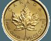 """Златна монета """"Кленов лист"""" 1/4 унция  4ce4d5858fa92541d7e395b0631f69467c3f21c96122d267d6f42fd80891ef01"""