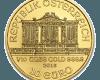 """Златна монета """"Виенска Филхармония"""" 1/10 унция  823eacabfb377016e31006f28324d7d9a75f13544c3bcb0cab942ea209f9acc0"""