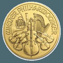 """Златна монета """"Виенска Филхармония"""" 1/2 унция  d0ae75e8d5152a557d358ed9e62a8a588d3ac6dc3cba77c5ecfd3c0d5da48e91"""